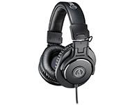 i audio technica ath m30x